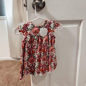 Vera Bradley 0-3 months dress and bloomer